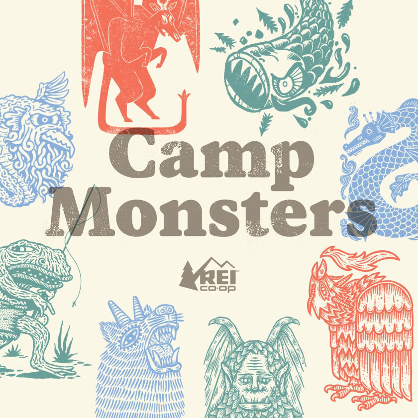 Camp Monsters